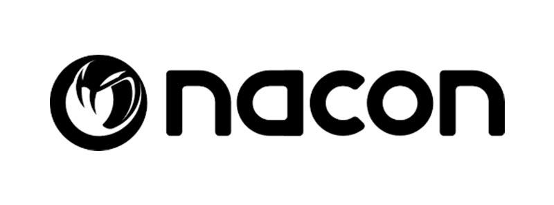 LOGO NACON NOIR ET BLANC