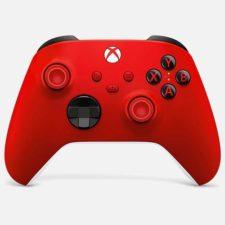 MANETTE SANS FIL- MICROSOFT- PULSE RED – POUR XBOX SERIES X/S – ONE (2020)