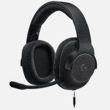 G433 – LOGITECH – NOIR – CASQUE GAMER MULTI-PLATEFORME