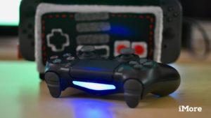 Connexion manette PS4