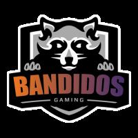 LOGO BANDIDOS GAMING ORANGE ET VIOLET